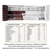 CHOKLERS PROTEIN CARAMELO E AMENDOIM DISPLAY 12X60G