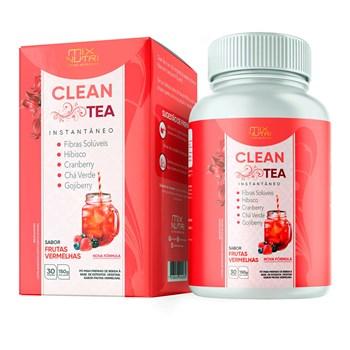 CLEAN TEA SABOR FRUTAS VERMELHAS 150G