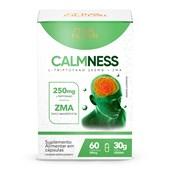 CLINICAL - CALMNESS -TRIPTOFANO 60 CAPS - 30G