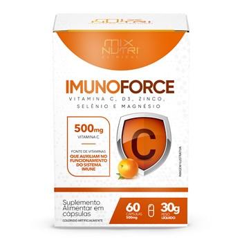 CLINICAL - IMUNOFORCE - C +D3 +ZN+ MG+ SE - 60 CAPS - 30G