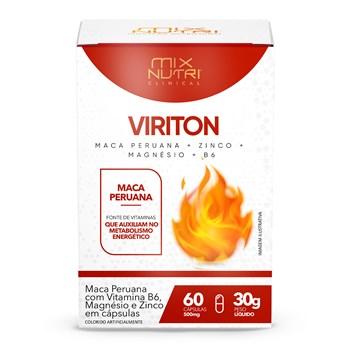 CLINICAL - VIRITON - 60 CAPS - 30G