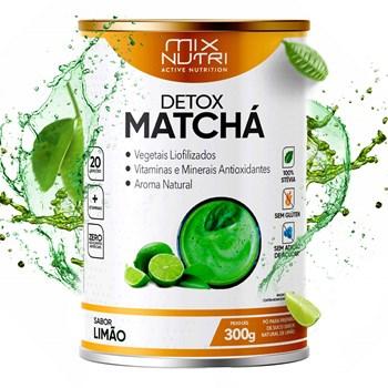 DETOX MATCHA LATA 300G