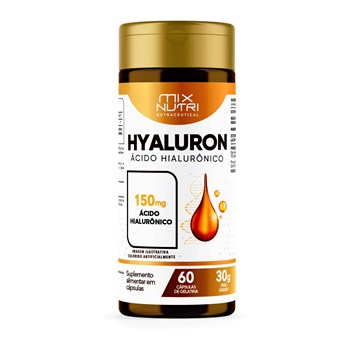 NUTRACEUTICAL HYALURON - 60 CAPS - 30G