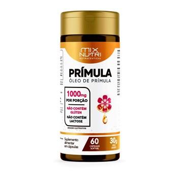 NUTRACEUTICAL OLEO DE PRIMULA - 60 CAPS - 30G