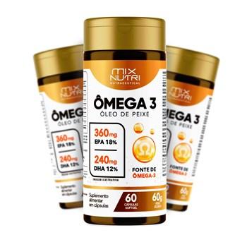 NUTRACEUTICAL OMEGA 3 - 60 CAPS - 60G