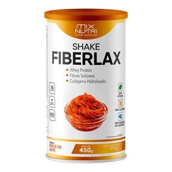 SHAKE FIBER LAX DOCE DE LEITE 450G
